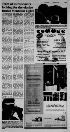 Athens News Courier, July 10, 2005, Page 34