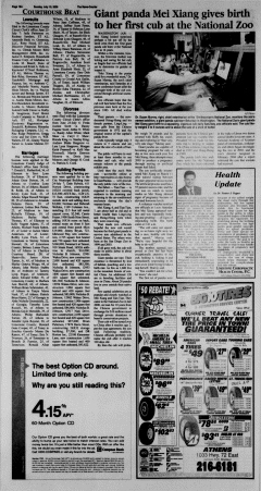 Athens News Courier, July 10, 2005, Page 36