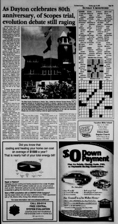 Athens News Courier, July 10, 2005, Page 38