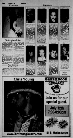 Athens News Courier, July 10, 2005, Page 52