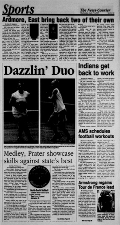 Athens News Courier, July 13, 2005, Page 26