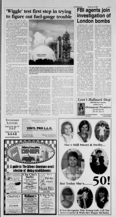 Athens News Courier, July 15, 2005, p. 5