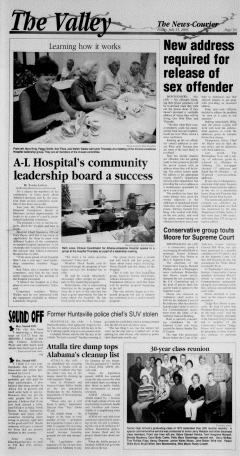 Athens News Courier, July 15, 2005, Page 9