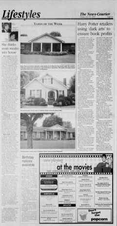 Athens News Courier, July 15, 2005, p. 11