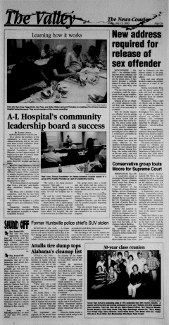 Athens News Courier, July 15, 2005, Page 10