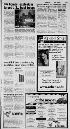 Athens News Courier, July 16, 2005, Page 3
