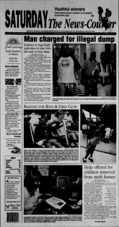 Athens News Courier, July 16, 2005, Page 2