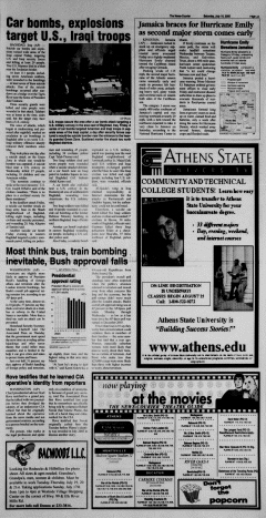 Athens News Courier, July 16, 2005, Page 6