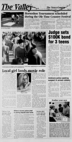 Athens News Courier, July 17, 2005, p. 11