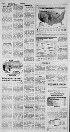 Athens News Courier, July 19, 2005, Page 3