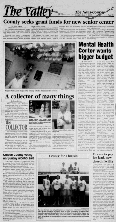 Athens News Courier, July 19, 2005, Page 9