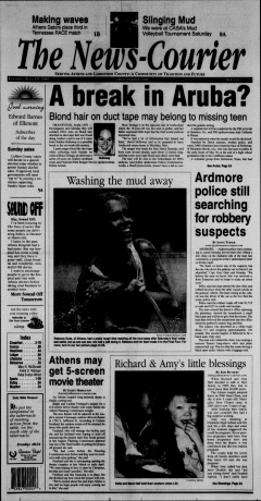 Athens News Courier, July 19, 2005, Page 2
