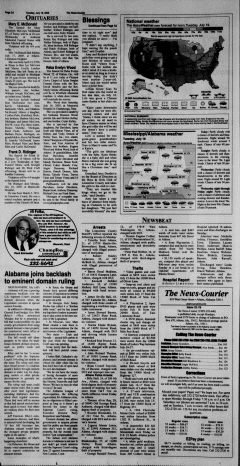 Athens News Courier, July 19, 2005, Page 4