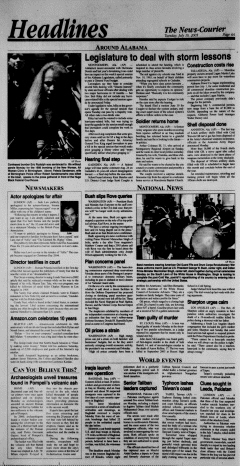 Athens News Courier, July 19, 2005, Page 8