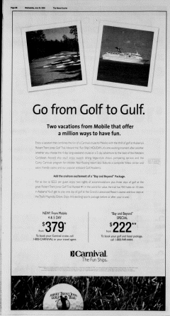 Athens News Courier, July 20, 2005, Page 47