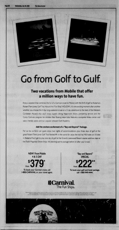 Athens News Courier, July 20, 2005, Page 40