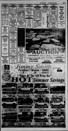 Athens News Courier, July 20, 2005, Page 42