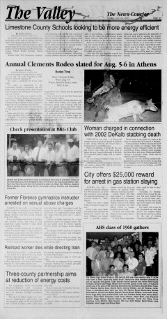 Athens News Courier, July 24, 2005, Page 11