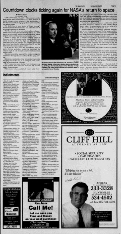Athens News Courier, July 24, 2005, Page 13