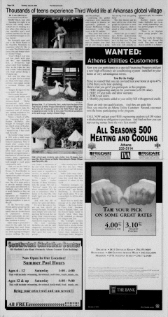 Athens News Courier, July 24, 2005, Page 23