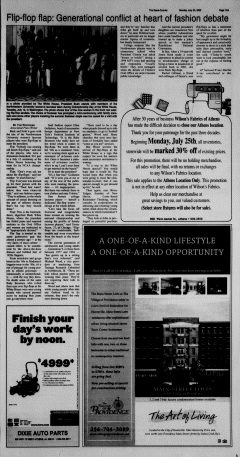 Athens News Courier, July 24, 2005, Page 26
