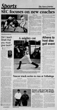 Athens News Courier, July 27, 2005, Page 25