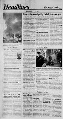 Athens News Courier, July 29, 2005, p. 7