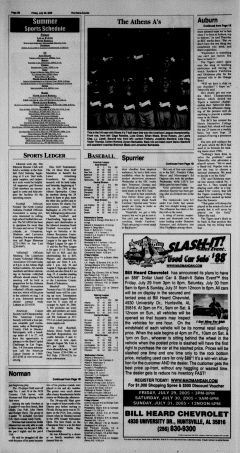 Athens News Courier, July 29, 2005, Page 36