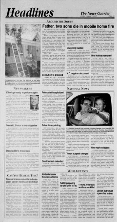 Athens News Courier, August 05, 2005, Page 43
