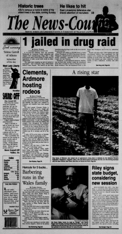 Athens News Courier, August 05, 2005, p. 2