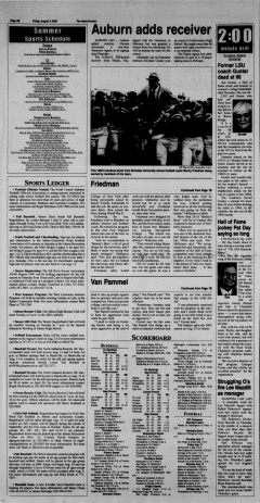Athens News Courier, August 05, 2005, Page 32