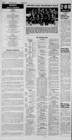 Athens News Courier, August 06, 2005, p. 13