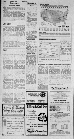 Athens News Courier, August 07, 2005, Page 3