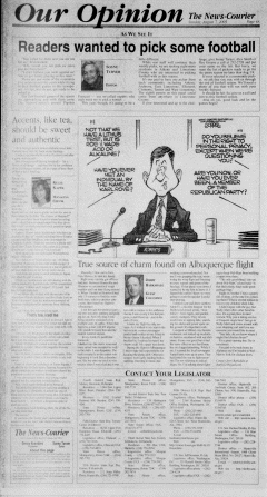 Athens News Courier, August 07, 2005, Page 7