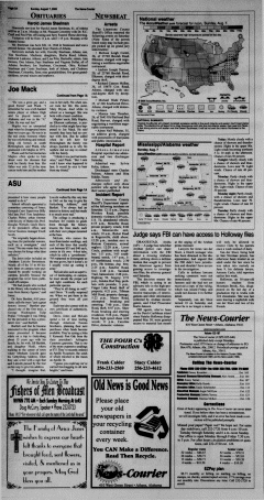 Athens News Courier, August 07, 2005, Page 4