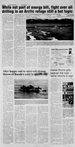 Athens News Courier, August 09, 2005, Page 15