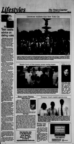 Athens News Courier, August 09, 2005, Page 14