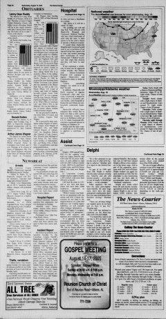 Athens News Courier, August 10, 2005, Page 3