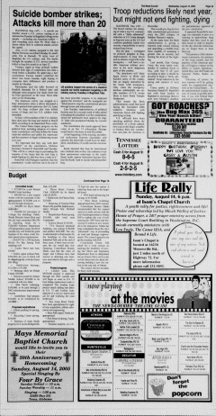 Athens News Courier, August 10, 2005, Page 5