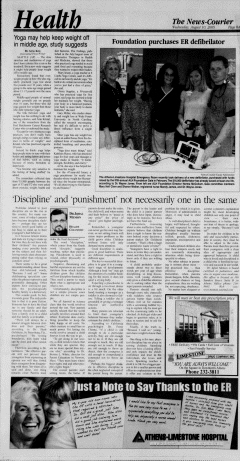 Athens News Courier, August 10, 2005, Page 15