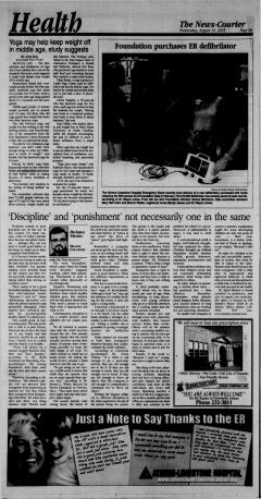 Athens News Courier, August 10, 2005, Page 16