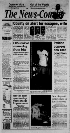 Athens News Courier, August 11, 2005, Page 2