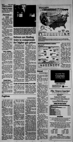 Athens News Courier, August 12, 2005, Page 4