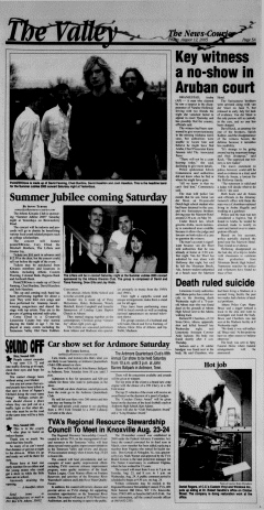 Athens News Courier, August 12, 2005, Page 10
