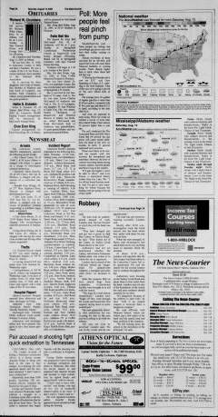 Athens News Courier, August 13, 2005, Page 3