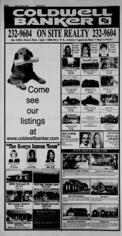 Athens News Courier, August 13, 2005, Page 24