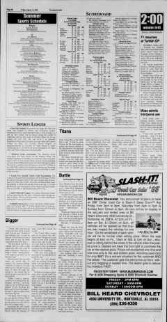 Athens News Courier, August 19, 2005, Page 31