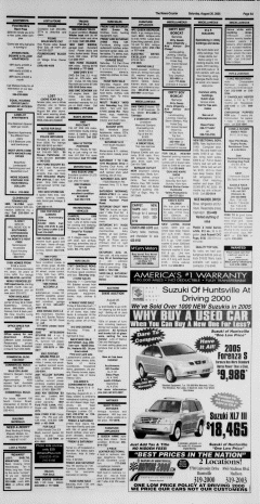 Athens News Courier, August 20, 2005, Page 9