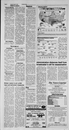 Athens News Courier, August 25, 2005, Page 3