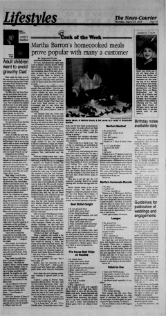 Athens News Courier, August 25, 2005, Page 18